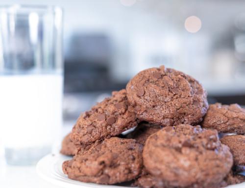MFTN: DBL Chocolate Chip P.B.L.O Cookies